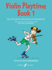 Violin Playtime, Book 1