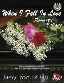 Jamey Aebersold Jazz, Volume 110: When I Fall in Love