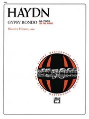 Haydn: Gypsy Rondo, Hob. XV: 25/3