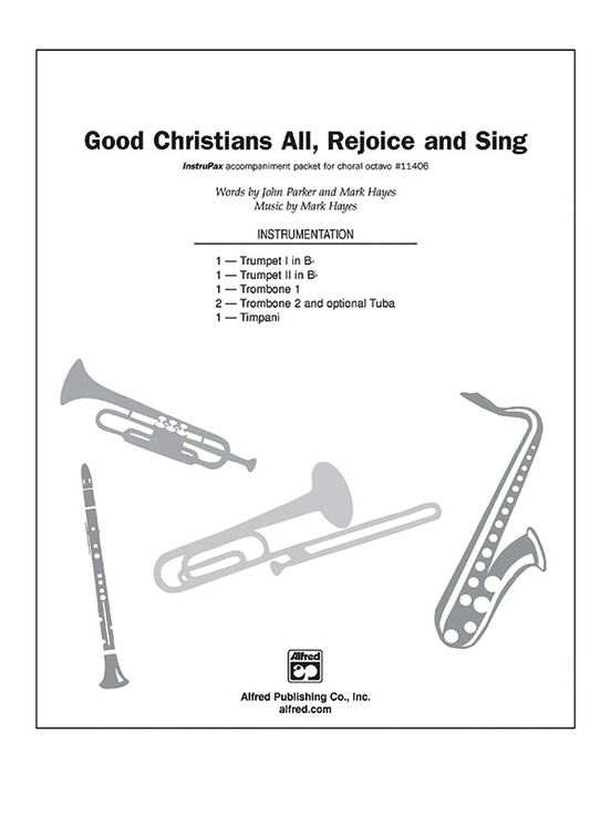 Good Christians All, Rejoice and Sing (An Easter Concertato)