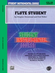 Student Instrumental Course: Flute Student, Level I