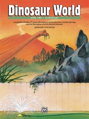 Dinosaur World, Book 2