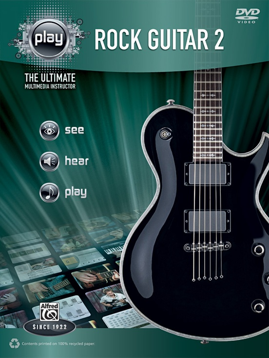 Alfred's PLAY: Rock Guitar 2
