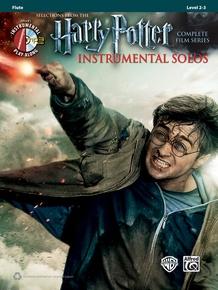 <i>Harry Potter</i>™ Instrumental Solos