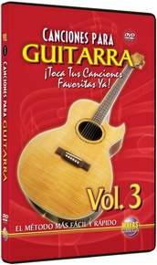 Canciones para Guitarra Vol. 3
