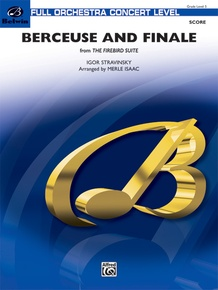 Berceuse and Finale