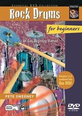 Rock Drums for Beginners, Vols. 1 & 2