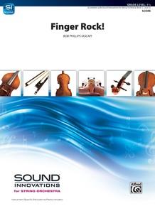 Finger Rock!