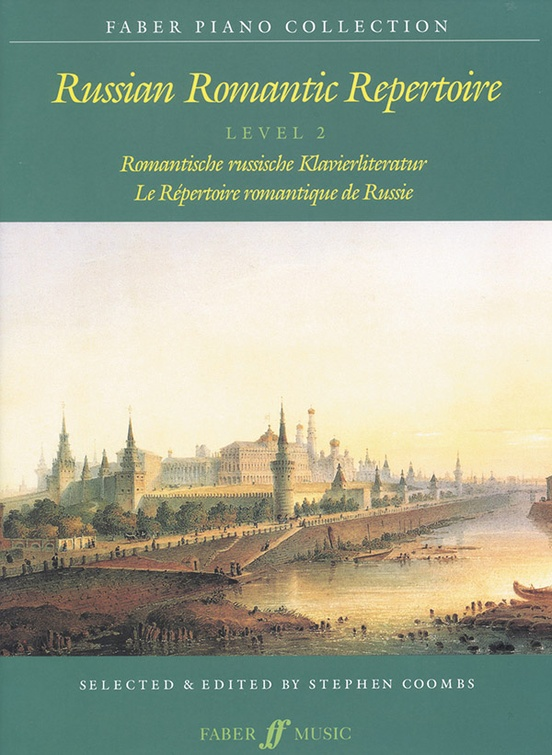 Russian Romantic Repertoire, Level 2