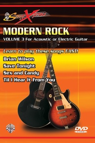 SongXpress®: Modern Rock, Vol. 3 (for Acoustic or Electric Guitar)