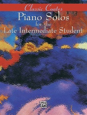 Classic Coates: Piano Solos for the Late Intermediate Student