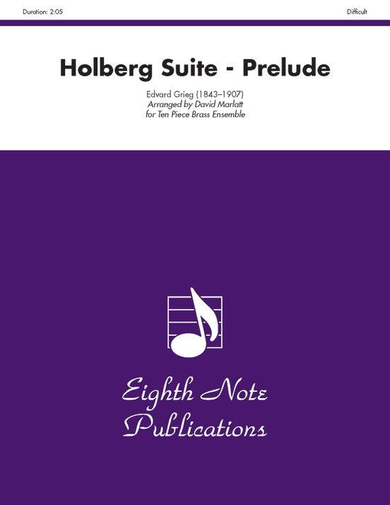 Holberg Suite (Prelude)