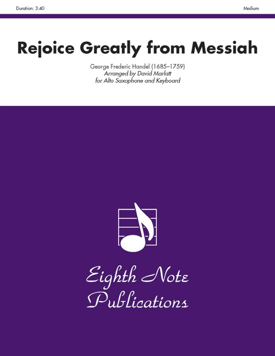 Rejoice Greatly (from Messiah)