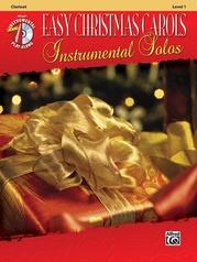 Easy Christmas Carols Instrumental Solos