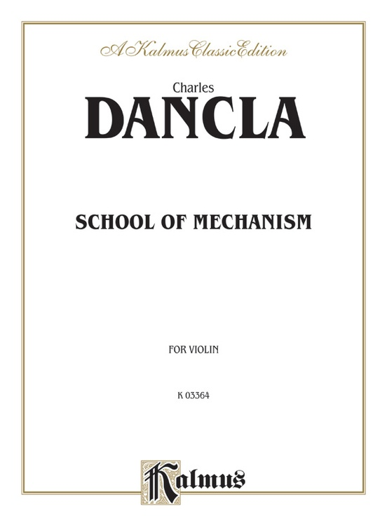 School of Mechanism, Opus 74
