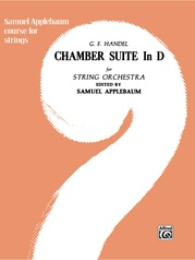 Chamber Suite in D