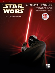 Star Wars® Instrumental Solos (Movies I-VI)