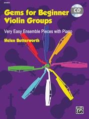 Gems for Beginner Violin Groups