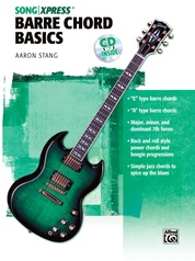 SongXpress®: Barre Chord Basics