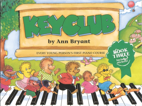 Keyclub Pupil's Book 3