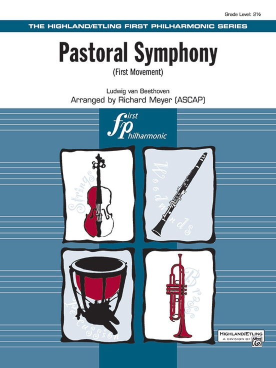 Pastoral Symphony (First Movement)