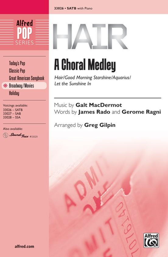 Hair: A Choral Medley