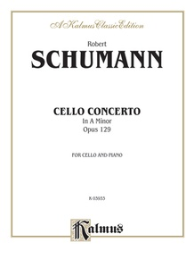 Cello Concerto, Opus 129