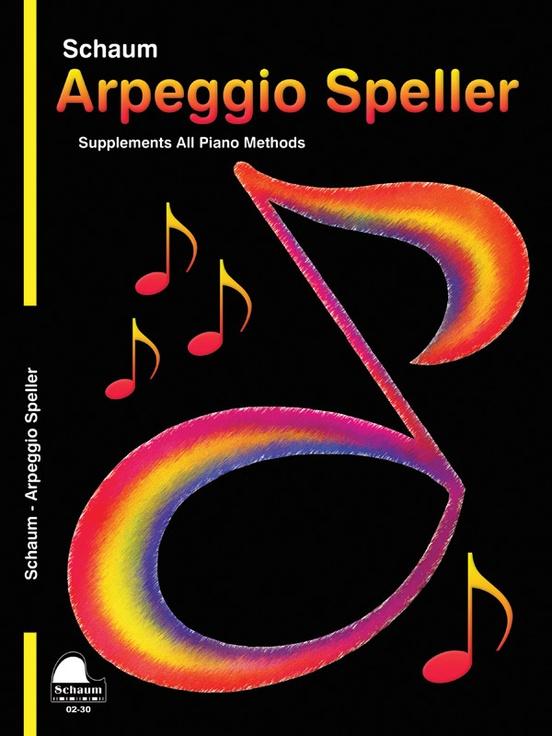 Arpeggio Speller (Major and Minor), Level 3