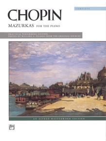 Chopin, Mazurkas (Complete)