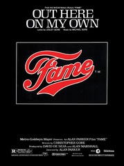 Out Here on My Own (from Fame)