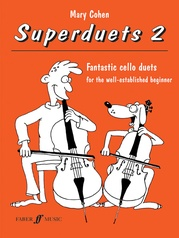 Superduets for Cello, Book 2