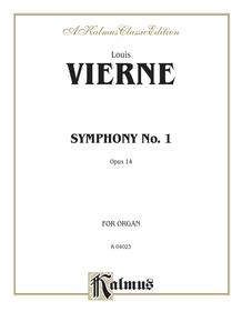 Symphony No. 1, Opus 14