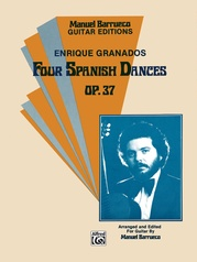Four Spanish Dances, Opus 37
