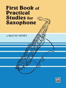 Practical Studies for Saxophone, Book I