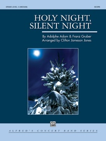 Silent Night SSA Choir Choral Octavo 33169