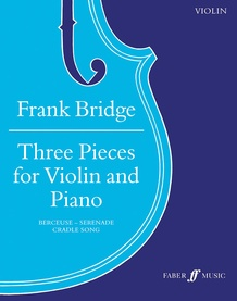 Three Pieces for Violin and Piano