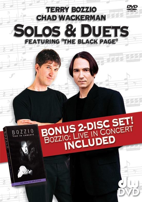 Terry Bozzio and Chad Wackerman: Solos & Duets