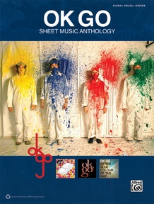 OK Go: Sheet Music Anthology