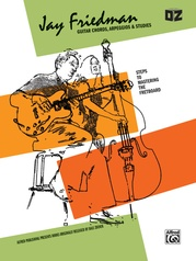 Jay Friedman: Guitar Chords, Arpeggios & Studies