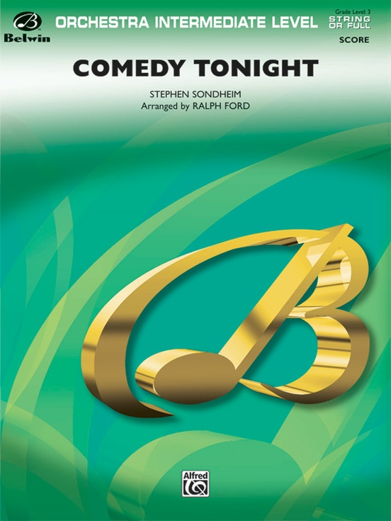 Comedy Tonight