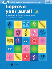Improve Your Aural! Grade 1 (Revised)