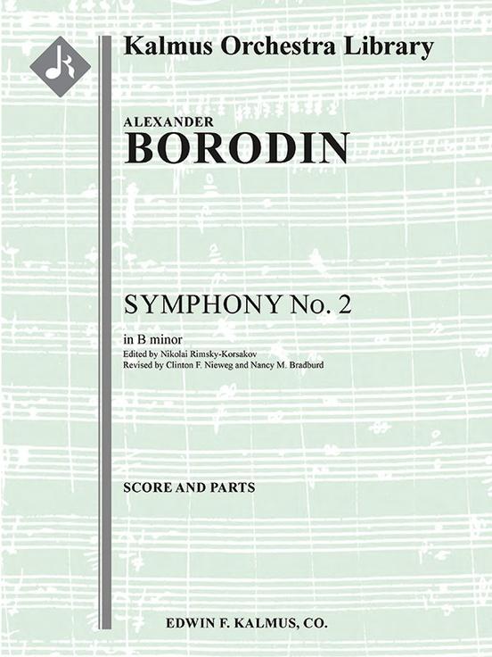 Symphony No. 2 in B Minor