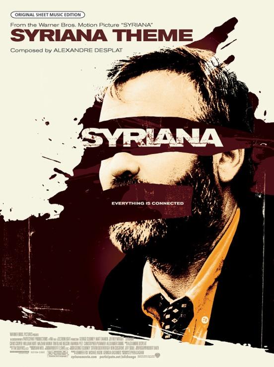 Syriana Theme (from Syriana)