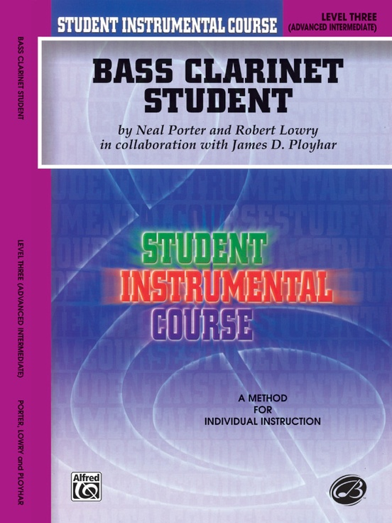 Student Instrumental Course: Bass Clarinet Student, Level III