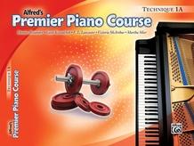 Premier Piano Course, Technique 1A