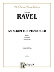 Album for Piano Solo