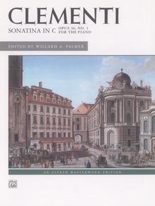 Clementi: Sonatina in C, Opus 36, No. 1