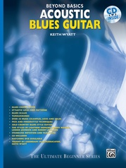 Beyond Basics: Acoustic Blues Guitar