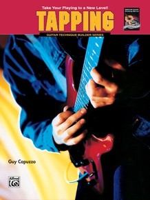 Guitar Technique Builders Series: Tapping