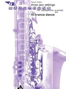 Three Jazz Settings: III. Trance Dance